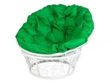 pletenoe-kreslo-papasan-23-01-beloe-s-zelenoj-podushkoj-1.jpg